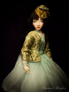 Romantic Wonders Dolls
