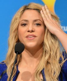 Shakira is a Colombian singer, songwriter, dancer, record producer, choreographer, and model.