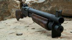 """""""Neca eos omnes. Deus suos agnoset."""" — Remington 870 USSS. (United States Secret Service.)"""