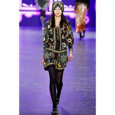 Anna Sui  #VogueRussia #readytowear #rtw #fallwinter2016 #AnnaSui #VogueCollections