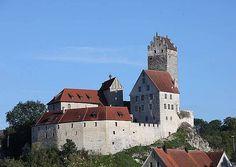 Burg Katzenstein, D-89561 Dischingen-Burg Katzenstein im Landkreis Heidenheim, Baden-Württemberg. © Burg Katzenstein