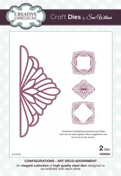The Configurations Collection - Art Deco Adornment