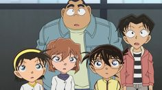 Detective Conan Episode 816 - The Disappointing and Kind Alien (残念でやさしい宇宙人)!