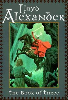 The Book of Three by Lloyd Alexander.  Great for the younger reader who loved Ranger's  Apprentice.  Finished 5/20/15.