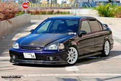 Honda Civic Si 2006 Coupe