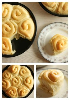 Buttery Sourdough Rolls: They're like the best kind of marriage between tangy sourdough and a buttery crescent roll – because we all know the best part of eating a crescent roll is, in fact, unrolling it. These are so buttery and perfect as they are, straight from the oven, they don't even need any extra butter for serving.