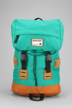Green Burton Tinder Backpack
