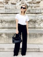 13 Lazy Work Outfit Ideas From Instagram #refinery29 http://www.refinery29.uk/work-outfits-instagram-style