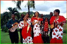 Parang during Christmas in Trinidad