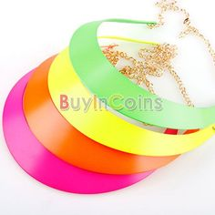Fashion Punk Gothic Metal Alloy Collar Charm Cool Necklace - BuyinCoins.com