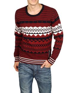 Ugly Christmas Sweater Chic!