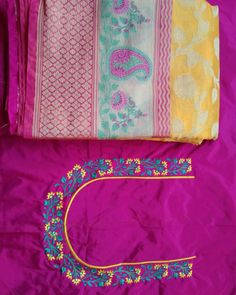 Necklace Online, Hand Embroidery Designs, Blouses, Quilts, Blanket, Blouse, Quilt Sets, Blankets, Log Cabin Quilts