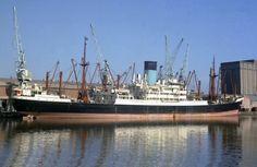 Information, photos and AIS vessel tracker for the Ship AJAX (IMO 5006463 Ship Tracker, Steam Boats, Merchant Marine, Sailing Ships, Transportation, Coast, Island, Container, History