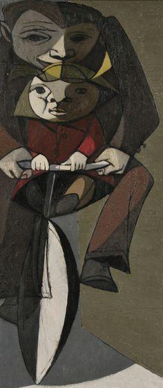 Roderic Barrett, Bike Ride