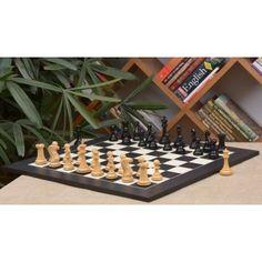Schachspiel – ,, Beherrscher '' Staunton Schachfiguren aus Ebenholz und Buchsbaumholz(König 103 mm) mit furniertem Schachbrett aus Anigre schwarz und Ahornholz aus Indien >> http://www.chessbazaar.de/schachspiel/kostengunstige-schachspiele/schachspiel-beherrscher-staunton-schachfiguren-aus-ebenholz-und-buchsbaumholz-konig-103-mm-mit-furniertem-schachbrett-aus-anigre-schwarz-und-ahornholz-aus-indien.html