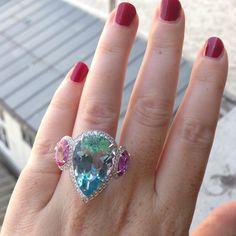 Chopard, Heart Ring, Medium, Instagram, Rings, Jewelry, Jewlery, Jewerly, Ring
