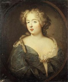 Madame de Montespan, 1675 by French school