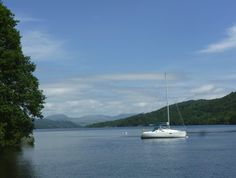 View up the Lake Windermere, Lake District, Maine, Park, Beach, Water, Outdoor, Gripe Water, Outdoors