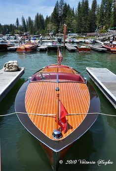 """""""Duckers"""" Bass Lake Boat Show 2010 by cozy22, via Flickr"""
