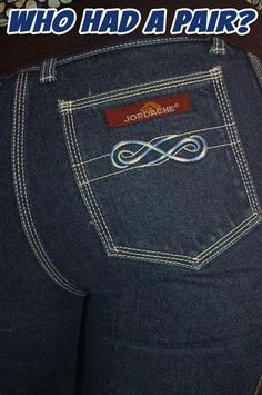 They were the most expensive pair of jeans I owned and they fit awesome!