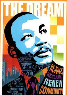 MLK, Jr. Day Poem Freebie & Timeline
