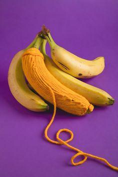 COLORS - creative still life - Carmen Mitrotta #bananas