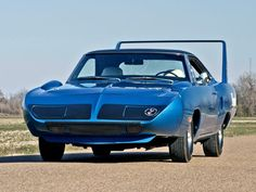 1970 Plymouth Road Runner Superbird FR2 RM23 muscle classic supercar