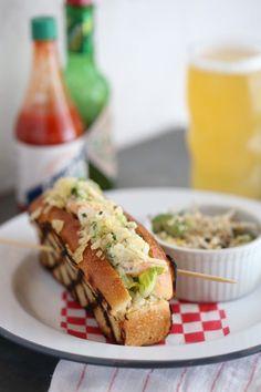 Charleston's must try: Shrimp Toast