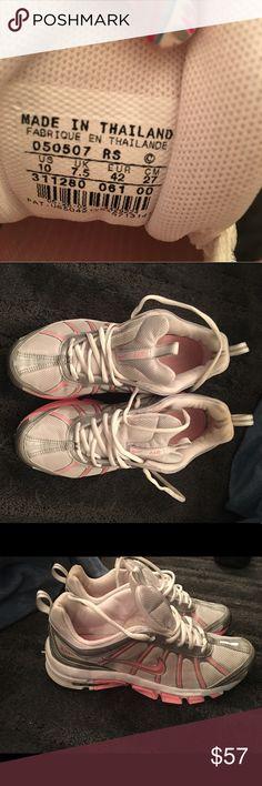 3fa98d3dbe Nike running shoes Size 10 hardly worn Nike running shoes Nike Shoes  Sneakers Running Shoes Nike