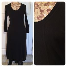 Neiman Marcus cashmere dress Beautiful brown 100% cashmere dress from Neiman Marcus. Super comfy and classic.  So great with tights and boots!  Good condition. Neiman Marcus Dresses
