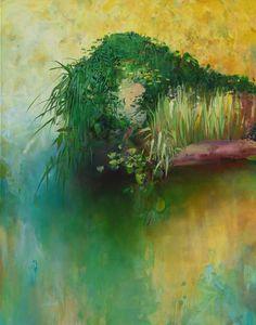 Slow Summer Water by Randall David Tipton 650×828 pixels
