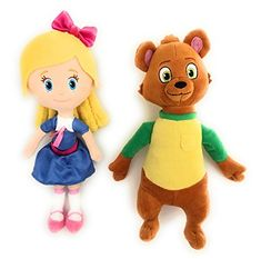 "NEW! Set of 2: 10""Disney Goldie and Bear Mini Plush - GOL... https://www.amazon.com/dp/B01LYMPEWL/ref=cm_sw_r_pi_dp_x_Eo8iybZNYJHYH"