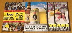 salt lake golden eagles trading cards | Sports Mem, Cards & Fan Shop > Vintage Sports Memorabilia > Other ...