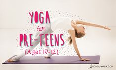 "When we say ""yoga is for everyone,"" we mean everyone, even tweens! Here are some helpful tips to making yoga cool for pre-teens and creating a unique class!"