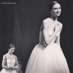 Svetlana Zakharova as Giselle. Palais des congrès de Paris 04 02 2015. ph. credit La petite photographe.