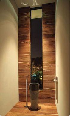 Banheiros e Lavabos para te Inspirar