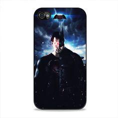 Batman X Superman iPhone 4, 4s Case