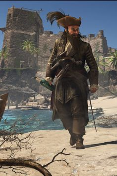 Assassins Creed Rogue, Assassins Creed Black Flag, All Assassin's Creed Games, Jackdaw, Black Sails, Bad Azz, Gaming Memes, Pirate Theme, Musketeers