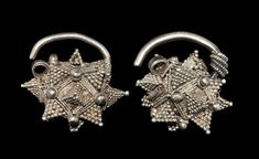 Viking Silver Earrings, 8th-10th Century at Ancient & Medieval History