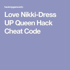 Love Nikki-Dress UP Queen Hack Cheat Code