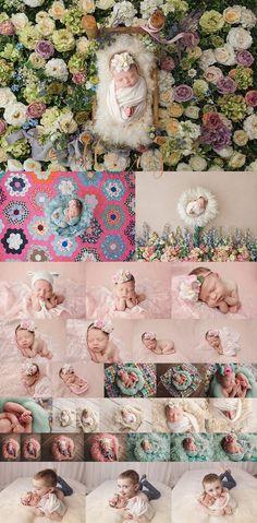 Newborn Session Work Flow, Newborn Girl Photography, Newborn Digital, Newborn Spring Session, Oklahoma Newborn Photographer