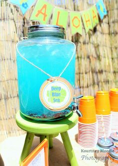 Surf's Up Birthday Party Ideas | Photo 26 of 62 | Catch My Party
