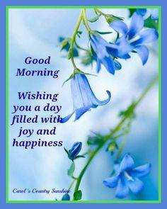♥Good morning my dear sisters!
