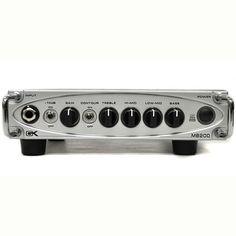 GALLIEN KRUEGER MB 200 GK MB200, 200 WATT BASS GTR AMP HEAD ULTRA LIGH | Bass Centre