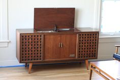 Zenith Stereophonic High Fidelity Phonograph | Adam | Flickr