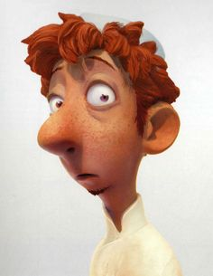 Concept Art and Sketches made for Pixar's Ratatouille – Animation, Inspiration, Movie Art Character Design Animation, Character Creation, 3d Character, Character Concept, Art Disney, Disney Concept Art, Disney Pixar, Animation Disney, Animation Film