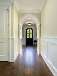 42 best wainscoting ideas images diy ideas for home moldings rh pinterest com