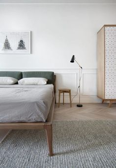 Scandinavian-style apartment located in Saint Petersburg, Russia, designed by INT2architecture.