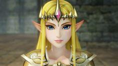 Zelda Hyrule Warriors official screenshot - Release September 26th only for #WiiU - Playable Zelda
