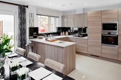 The L-shaped kitchen is a frequently used layout, since ...